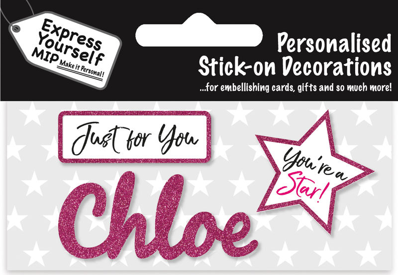 Sticker - Chloe - product images