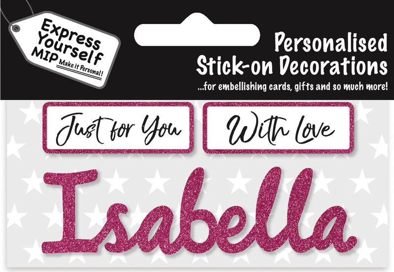 Sticker - Isabella - product images