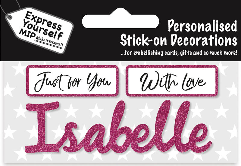 Sticker - Isabelle - product images