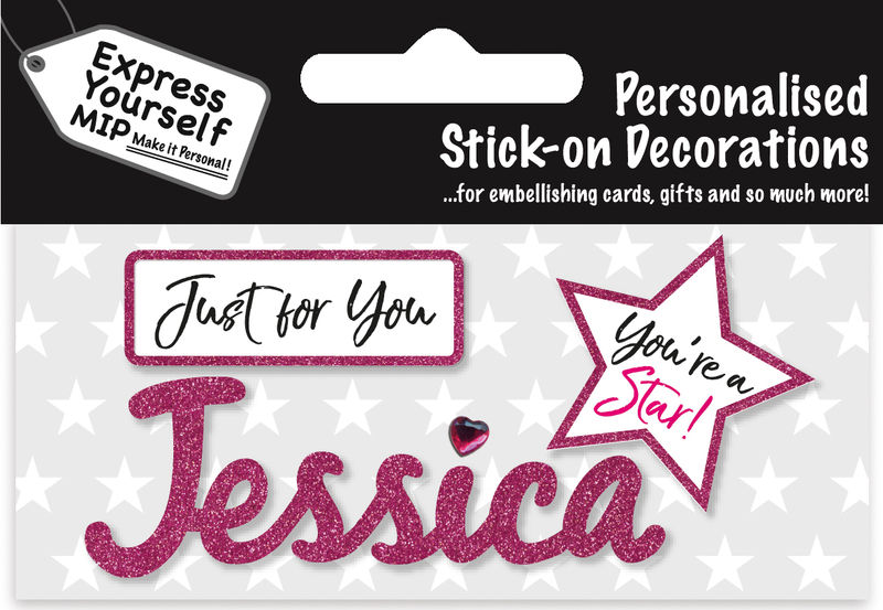 Sticker - Jessica - product images