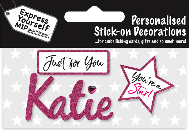 Sticker - Katie - product images