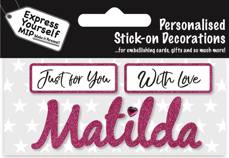 Sticker - Matilda - product images