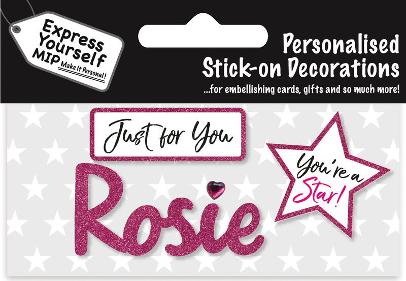 Sticker - Rosie - product images