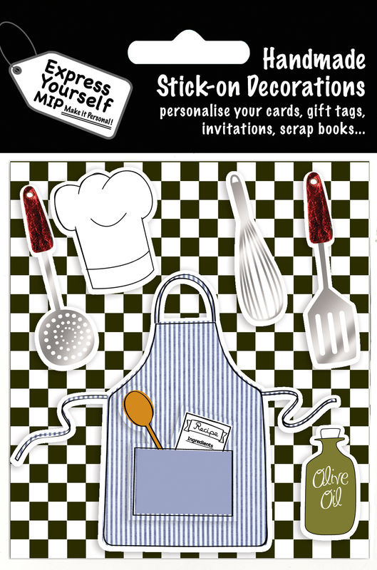 Cooking Apron & Utensils - product images