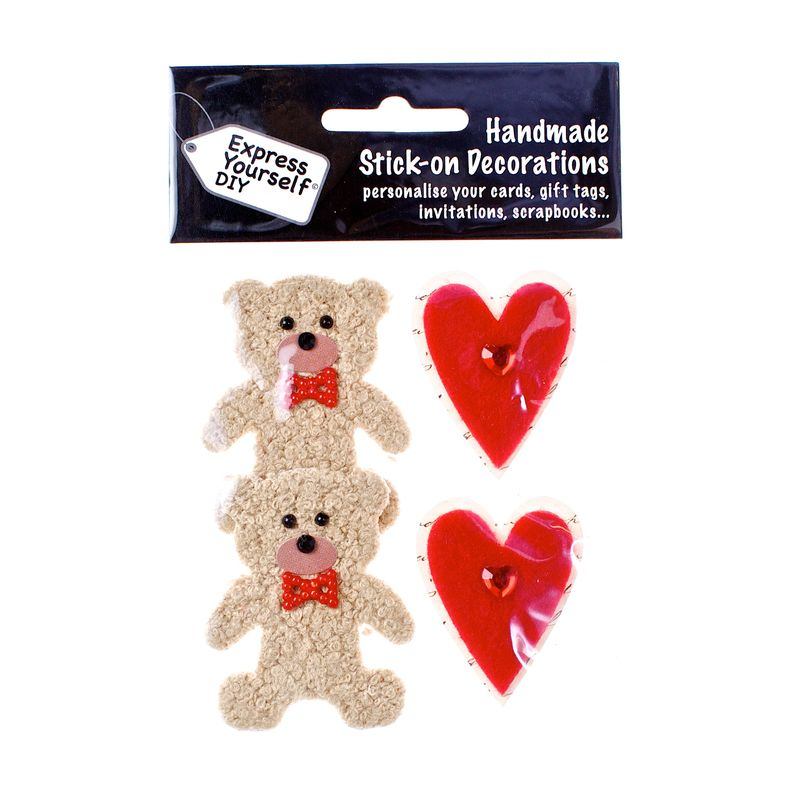 Bears & Hearts - product images  of