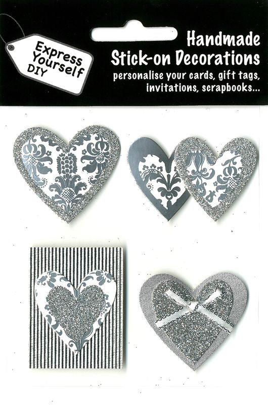 Silver Hearts - product images  of