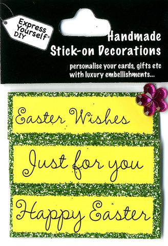 Mini,Toppers,-,Easter,Captions,Craft, Easter, Captions, Mini Toppers
