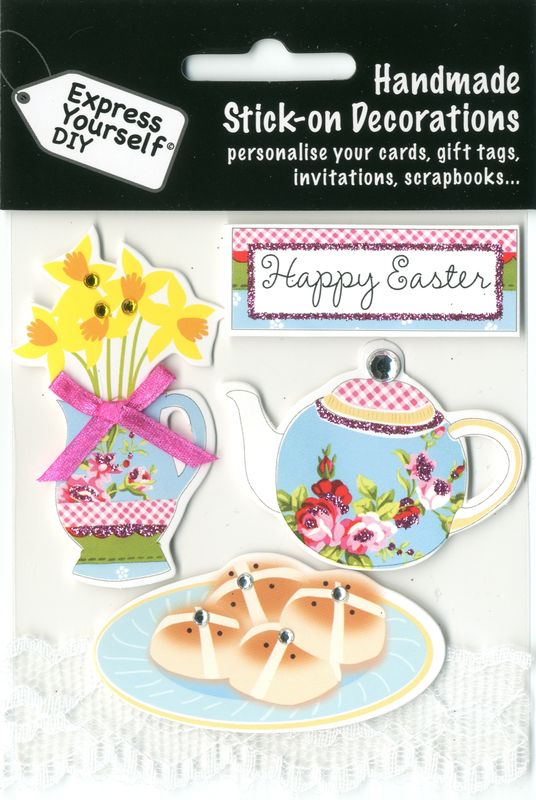 Teatime With Daffodils - product images