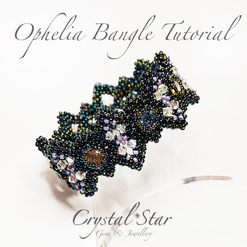 Ophelia Bangle Tutorial - product image
