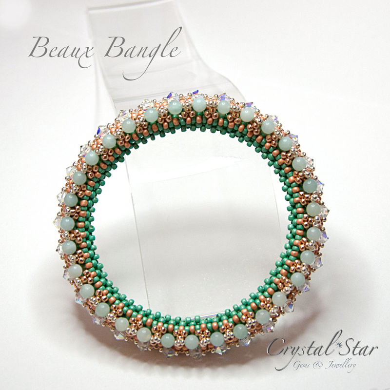 Beaux Bangle Tutorial - product image
