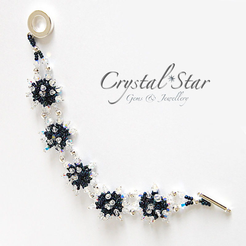 Falling Star Bracelet Tutorial - product image