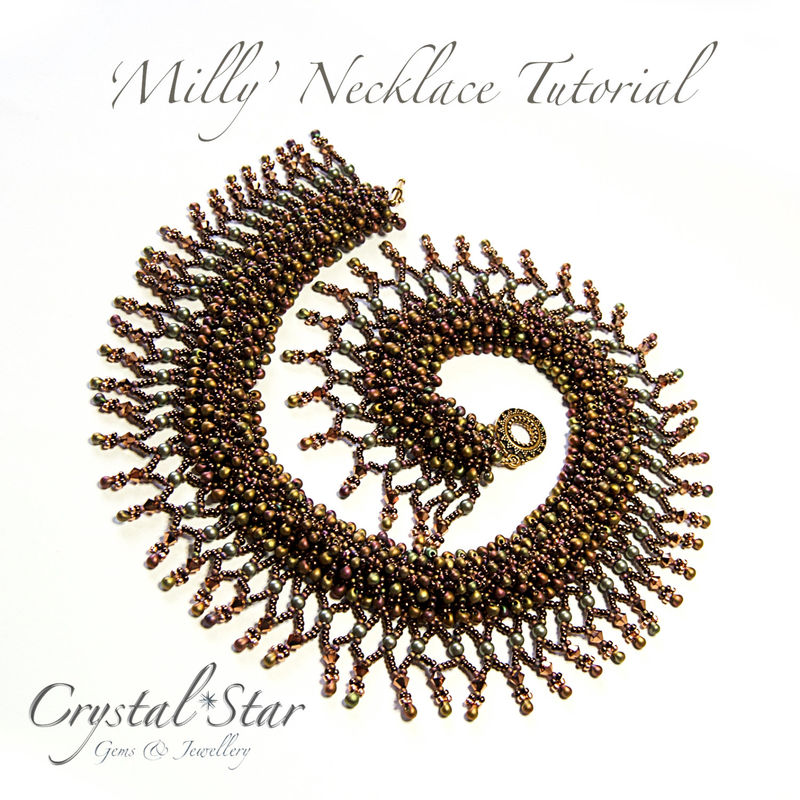 Milly' Necklace Tutorial - product image