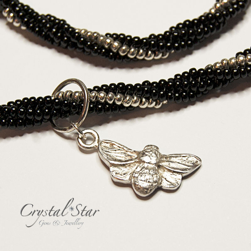 Bumble Bee Necklace - product image