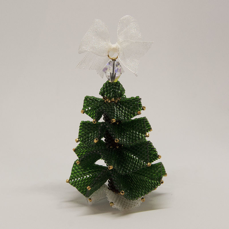 Christmas Tree 'Ruffles' - Christmas Ornament - product image