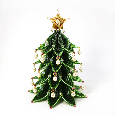 The,Hope,Christmas,Tree,Ornament,-,Tutorial,Peyote,Beaded,beading,christmas tree,hope Christmas tree,ornament,peyote,PDF,tutorial,pattern,instructions,handmade,gift,Tracey Lorraine,Crystal Star Gems & Jewellery,Crystal Star