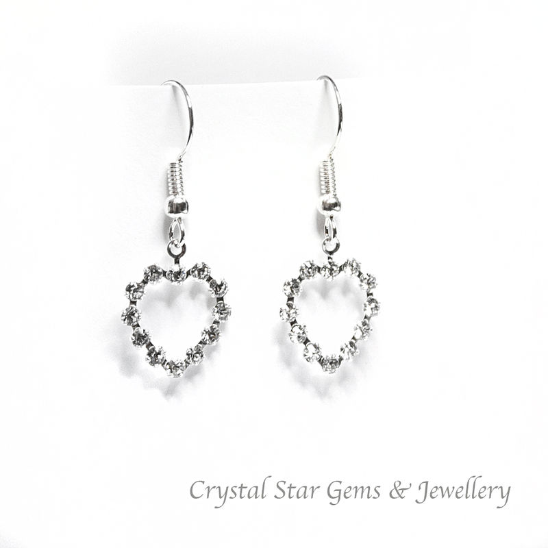 Heart Earrings - product images
