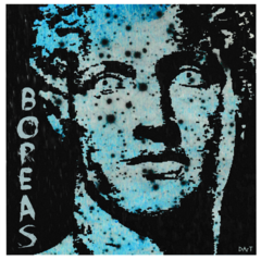Boreas, Greek God of the North Wind, Giclee Print - product images 2 of 3