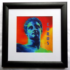 Eurus, Greek God of the East Wind, Giclee Print - product images 1 of 3