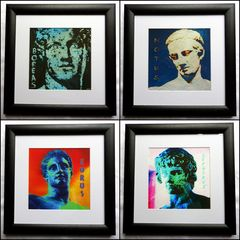 Notus, Greek God of the South Wind, Giclee Print - product images 3 of 3