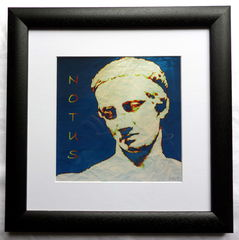 Notus, Greek God of the South Wind, Giclee Print - product images 1 of 3