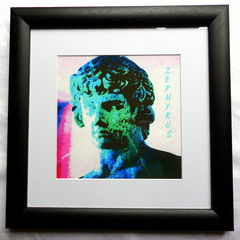 Zephyrus, Greek God of the West Wind, Giclee Print - product images 1 of 3
