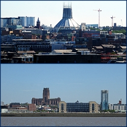 Liverpool: A Tale of Two Cathedrals!
