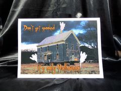Haunted House Halloween Card - product images 2 of 3