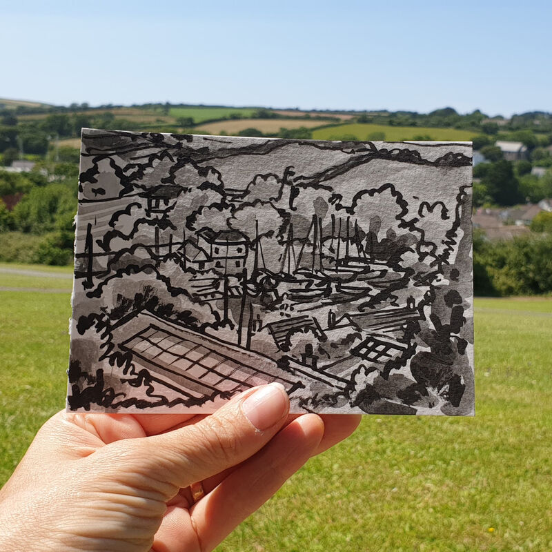 #175 Gweek, Lizard Peninsula - product images  of