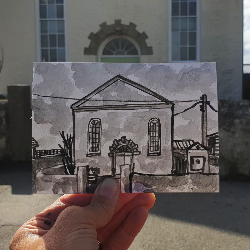 #240 Lizard Chapel, Cornwall - product images  of