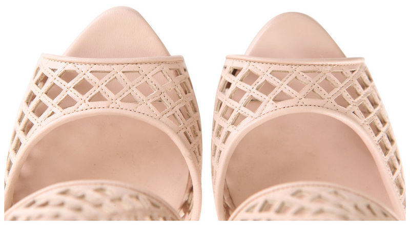 Woven Leather Sandals - product images  of