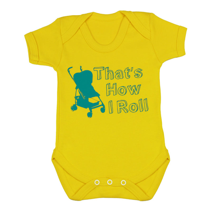 That's How I Roll - Yellow Submarine Edition - product image
