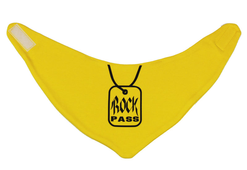 Bandana Bib - Rock Pass - product image