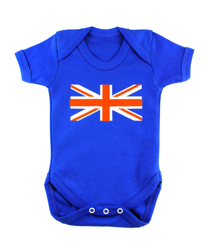 Union Jack Baby - Blue Edition - product image
