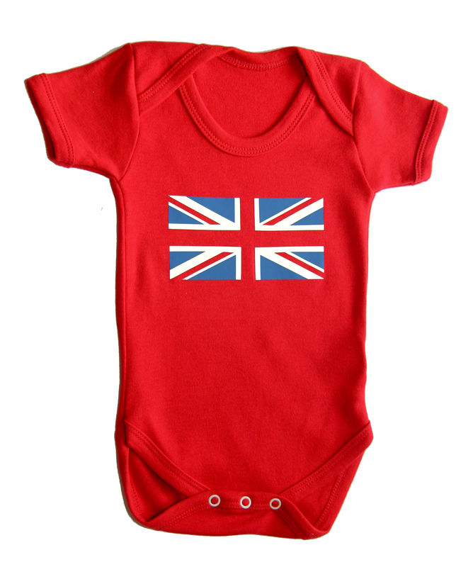 Union Jack Baby - Red Edition - product image