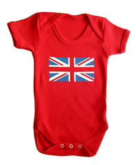 Union Jack Baby - Red Edition - product images 1 of 1