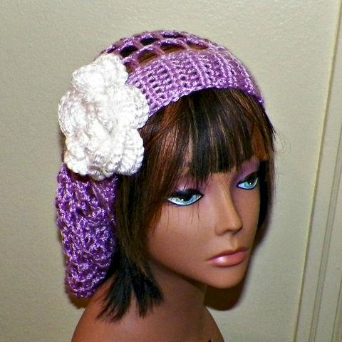 368a1e4eadd Slouchy Crochet Hat Dark Green Womens Tam Beret Boho Chunky Beanie ...