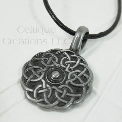 Celtic,Knot,Medallion,Necklace,Handmade,Adjustable,Celtic Knot Necklace, Celtic Knot Medallian Necklace, Handmade Celtic Necklace, Handmade Celtic Knot Necklace, Celtic Jewelry, Handmade Celtic Jewelry, Celtique Creations