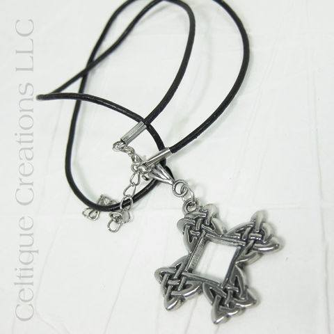 Celtic,Cross,Handmade,Necklace,Adjustable,Celtic Cross Necklace, Celtic Knotwork Cross Necklace, Celtic Knot Cross Necklace, Celtic Cross Jewelry, Handmade Celtic Cross Necklace, Celtique Creations