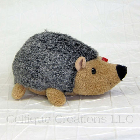 Howie,the,Hedgehog,Mini,Flopsies,Stuffed,Animal,Howie Hedgehog, Hedgehog Stuffed Animal, Hedgie Stuffed Animal, Hedgehog Stuffie, Hedgie Stuffie, Mini Flopsies, Aurora Stuffed Animals, Celtique Creations