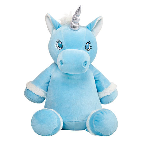 Personalized,Blue,Unicorn,Cubbies,Stuffed,Animal, Unicorn Stuffed Animal, Personalized Unicorn, Unicorn Personalized Gift, Cubbies, Cubbies Unicorn, Unicorn Stuffie, Celtique Creations