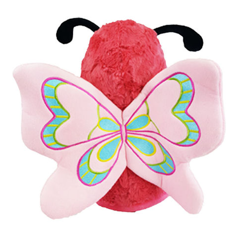 Personalized Butterfly Cubbies Stuffed Animal - product images  of