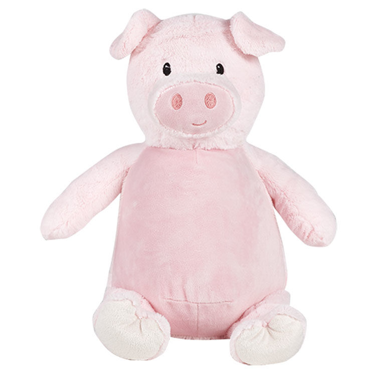 Personalized Pig Cubbies Stuffed Animal - product image