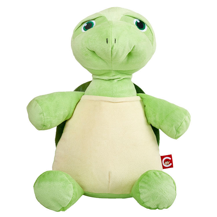 Personalized Turtle Cubbies Stuffed Animal - product image