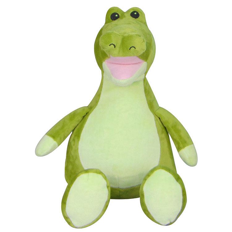 Personalized Crocodile Cubbies Stuffed Animal - product image