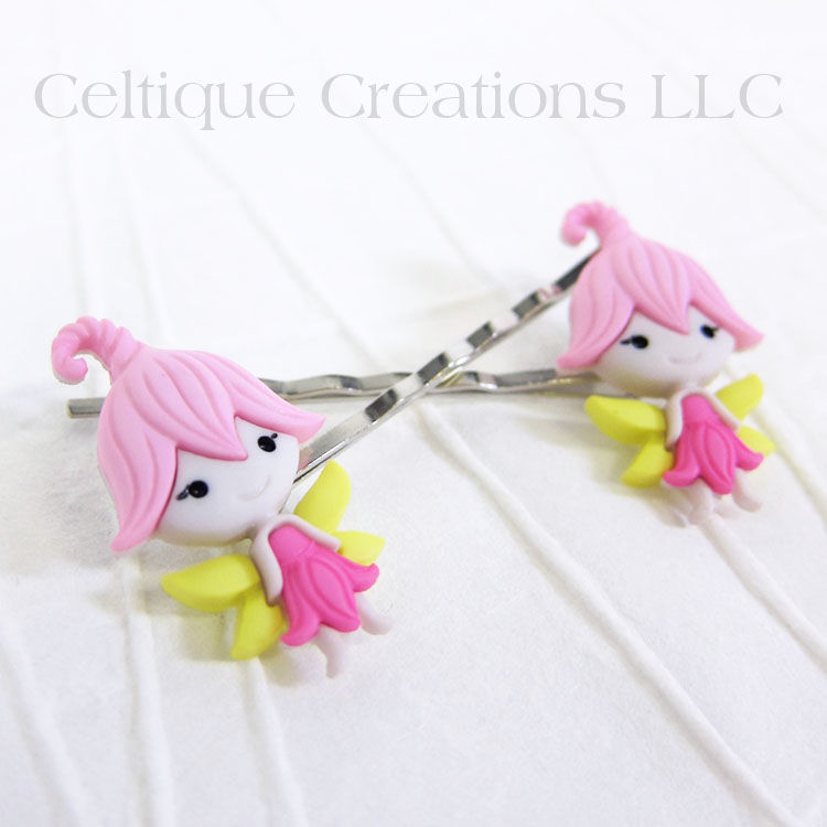 Kawaii Fairy Handmade Bobby Pins Hair Accessories - product images  of