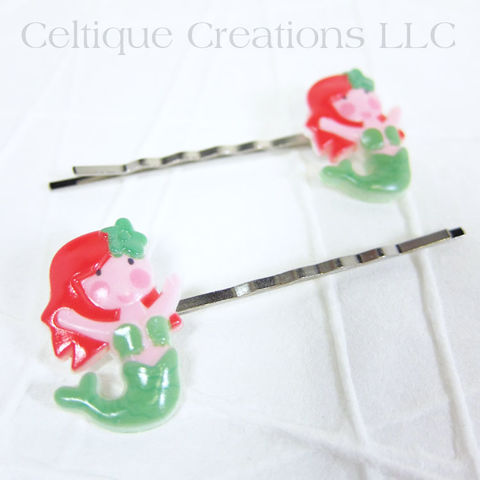 Cute,Mermaid,Bobby,Pins,Handmade,Hair,Accessories, Bobby Pins, Bobby Pin, Hair Slides, Handmade, Hair Accessories, Cute, Celtique Creations