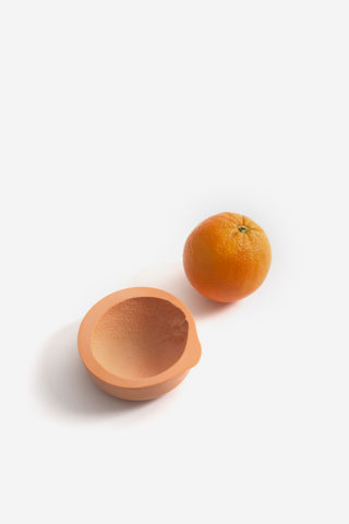 ‹REVERSED,VOLUMES›,ORANGE,fruit,bowl,food, bowls, reversed, relieff, vegetables, fruits, orange, bowl, schale