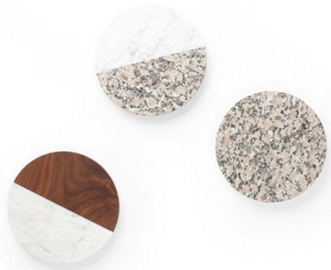 ‹ALL OF A PIECE› MODULAR TABLETOP ELEMENTS - product images  of