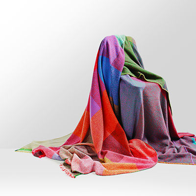 ‹THE,INTEGRATE:,TIME,&,SPACE›,COLLECTION,BLANKETS,Zuzunaga, Integrate: Time & space collection, merino , wool, handwoven, decke, tagesdecke, plaid, blanket