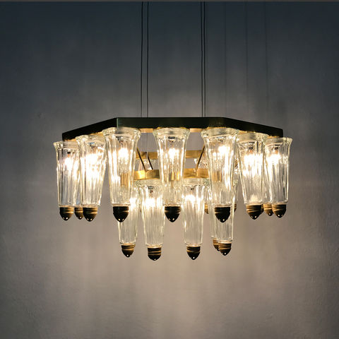 ‹OCTAMOON›,DOUBLE,STEEL,FRAME,CHANDELIER,Eric Urmetzer, Octamoon, unique, chandelier, custom made, luxury, unconventional, leuchter, lampe, kronleuchter, loft